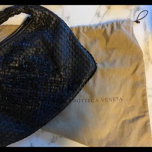 Bottega Veneta veneta leather handbag
